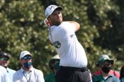 The Masters: Sleep-deprived new father Rahm eyes green jacket