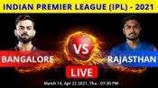 IPL 2021: RCB vs RR Stats and Records Preview: Big guns Virat Kohli, Glenn Maxwell, AB de Villiers eye records