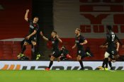 Arsenal 1-1 Slavia Prague: Late Holes leveller leaves Gunners with work to do