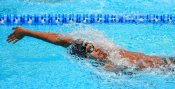 Srihari takes gold with personal best, narrowly misses Olympic 'A' cut