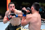 UFC Vegas 24 results: Robert Whittaker puts on master class in victory over Kelvin Gastelum