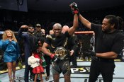 UFC 261 results: Historic night sees Usman, Shevchenko retain titles, Namajunas reclaim in an upset