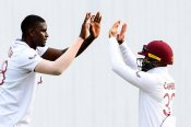 West Indies vs Sri Lanka, 2nd Test: Windies dominate rain-marred third day