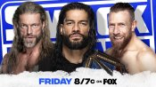 WWE Friday Night Smackdown preview and schedule: April 9, 2021