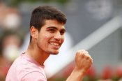 Teenage wildcard Alcaraz gets best birthday present with 'dream' Nadal clash at Madrid Open