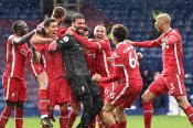 West Brom 1-2 Liverpool: Alisson keeps Reds' Champions League hopes alive