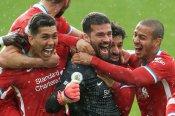 Premier League data dive: Alisson the hero as Liverpool take Champions League box seat