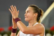 Sabalenka sets up Barty rematch in Madrid after easing past Pavlyuchenkova