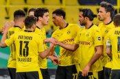 Borussia Dortmund 5-0 Holstein Kiel: Reyna helps secure DFB-Pokal final spot in style