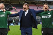 Conte claims Inter players are worth much more now