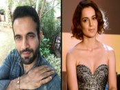 Irfan Pathan takes a dig at Kangana Ranaut for spreading 'hate', says 'my tweets are for humanity'