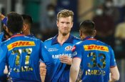 IPL 2021: Jimmy Neesham doubts if tournament will re-start this year in India again