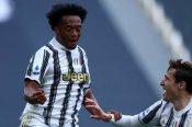 Juventus 3-2 Inter: Cuadrado scores twice as Bianconeri keep top-four hopes alive