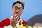 I wanted shooters to train in safe environment: Rijiju on Croatia tour