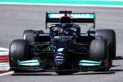 Hamilton cruises home in the Algarve to stretch championship lead