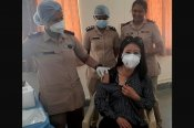 Olympic-bound boxers Mary Kom and Lovlina Borgohain get first jab of Covid-19 vaccine