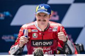 Miller triumphs in Spanish Grand Prix as Marquez comes through unscathed
