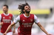Newcastle United 0-2 Arsenal: Elneny and Aubameyang seal routine win for Arteta's side