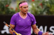 Nadal passes Sinner test as Medvedev crashes out in Rome
