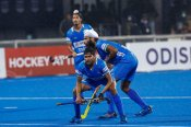 'Olympic gold is the ultimate goal for all of us,' says India midfielder Rajkumar Pal