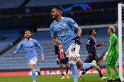 Manchester City 2-0 Paris Saint-Germain (4-1 agg): Mahrez double takes Pep's men to Istanbul final