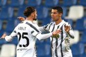 Sassuolo 1-3 Juventus: Ronaldo and Dybala reach centuries in crucial win