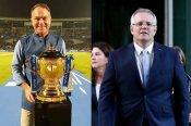Not letting us get back home is a disgrace - Commentator Slater lambasts Australia PM Morrison