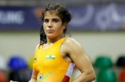 Seema gets gold; Greco Roman wrestlers bite dust at World Olympic Qualifiers