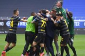 Inter win Serie A title after Atalanta fail to beat Sassuolo