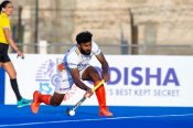 'Fitness has been one of the key elements for the team,' says Indian Men's Hockey defender Surender Kumar