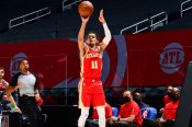 NBA Wrap: Hawks and Knicks clinch playoff berths as Harden returns for Nets