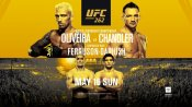 UFC 262: Oliveira vs Chandler fight card, date, time in India and where to watch