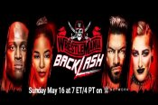 WWE Wrestlemania Backlash match card, telecast details with predictions