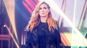 Becky Lynch signs new WWE contract; Spotted training for return