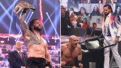 WWE Wrestlemania Backlash recap, results and highlights: May 16, 2021