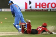 India Vs Pakistan: MS Dhoni keeps impressing with DRS, Twitterati call it Dhoni Review System