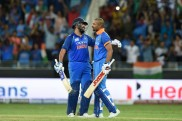 Asia Cup: Shikhar-Rohit centuries propel India to a massive win over Pakistan - As it happened