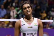 Sindhu makes shocking first round exit from Denmark Open; Saina through