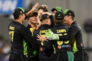 1st T20I: Australia beat India by 4 runs via DLS method in a thrilling contest - As it happened