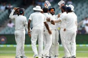 Australia vs India, Ist Test, Day 4: Ashwin, Shami keep India in front