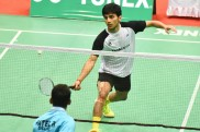 Lakshya Sen, Sourabh Verma make a winning start at the 83rd Senior National Badminton Championships