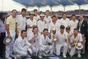 World Cup flashbacks: Australia clinch first title in 1987 under Allan Border