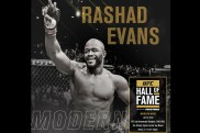 """UFC induct """"Suga"""" Rashad Evans to Hall of Fame Class of 2019"""
