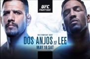 UFC Fight Night 152: Dos Anjos vs. Lee fight card and schedule