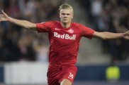Red Bull Salzburg 6-2 Genk: Haaland scores stunning first-half hat-trick