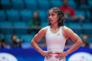 Wrestling World Championships: India's Vinesh Phogat thrashed by Mayu Mukaida of Japan