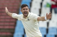 Coronavirus: Anderson vows pandemic will not end his England career