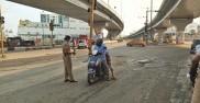 COVID-19: Footballer turned Cop: Midfielder Indumathi 'plays for nation' wearing khaki uniform during pandemic