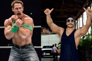 John Cena labels Bollywood star Ranveer as \