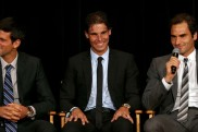 Djokovic, Nadal and Federer join anti-racism campaign